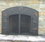 Dooley Family Fireplace - 2008 (3)