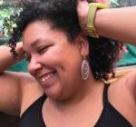 2019 - Vanice (Neecy) Dunn modeling EWD Earrings