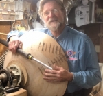 One of my oldest friends, Bill Mauzy, a contractor and wood turner in Sewanee, Tennessee
