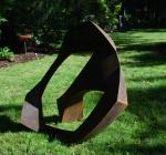 Q Cubed, Corten Steel